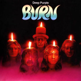 Deep Purple – Burn (1974)