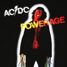 AC/DC – Powerage (1978)