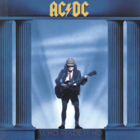 AC/DC – Who Made Who (1986)
