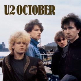 U2 – October (1981)