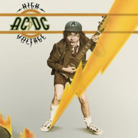 ACDC – High Voltage (1976) – Versão Internacional