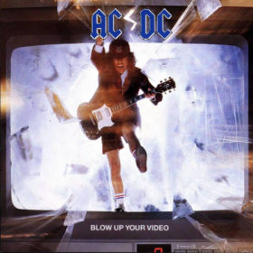 ACDC – Blow Up Your Video (1988)