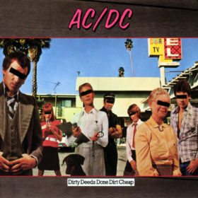ACDC – Dirty Deeds Done Dirt Cheap (1976)