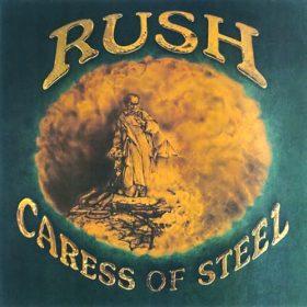 Rush – Caress Of Steel (1975)