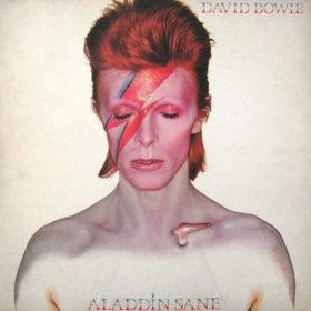 David Bowie – Aladdin Sane (1973)