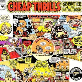 Janis Joplin e Big Brother & the Holding Company – Cheap Thrills (1968)