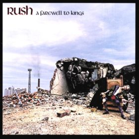 Rush – A Farewell To Kings (1977)