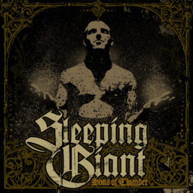 Sleeping Giant – Sons Of Thunder (2009)