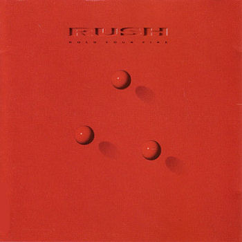 Rush – Hold Your Fire (1987)