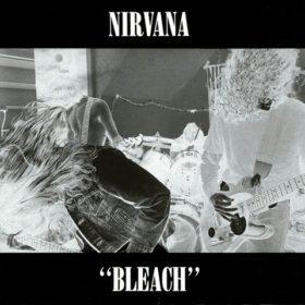 Nirvana – Bleach (1989)
