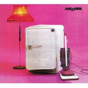 The Cure – Three Imaginary Boys (1979)