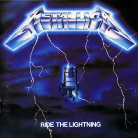 Metallica – Ride the Lightning (1984)