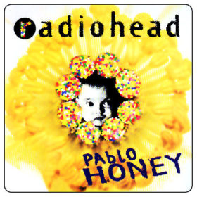 Radiohead – Pablo Honey (1993)