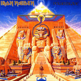 Iron Maiden – Powerslave (1984)