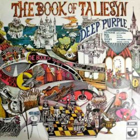 Deep Purple – The Book of Taliesyn (1968)