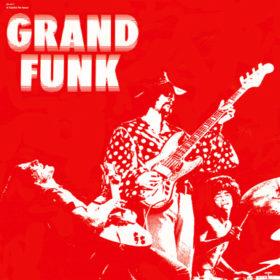Grand Funk Railroad – Grand Funk – The Red Album (1969)