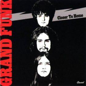Grand Funk Railroad – Closer to Home (1970)