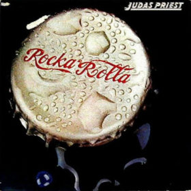 Judas Priest – Rocka Rolla (1974)