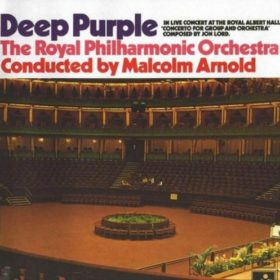 Deep Purple – Concerto for Group and Orchestra (1969)
