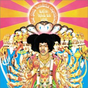 Jimi Hendrix – Axis: Bold As Love (1967)