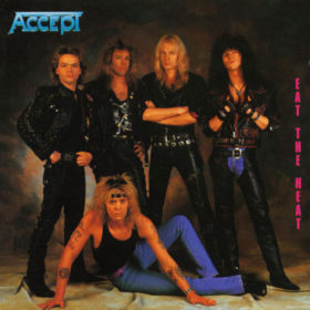 Accept – Eat the Heat (1989)