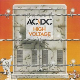 ACDC – High Voltage Versão Australiana (1975)