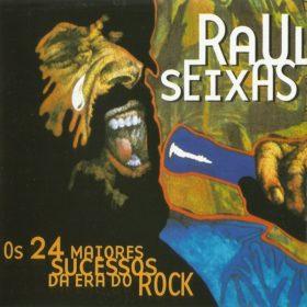 Raul Seixas – Os 24 Maiores Sucessos da Era do Rock (1973)