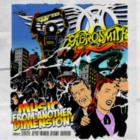Aerosmith – Music from Another Dimension! (2012)