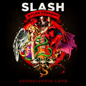 Slash – Apocalyptic Love – (2012)