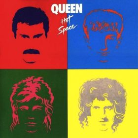 Queen – Hot Space (1982)