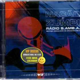 Nação Zumbi – Radio S.Amb.A (2000)