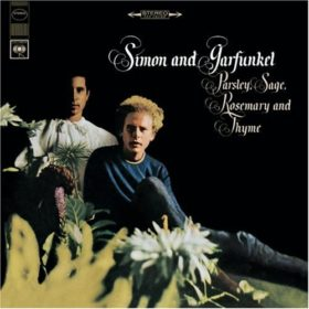 Simon & Garfunkel – Parsley, Sage, Rosemary and Thyme (1966)