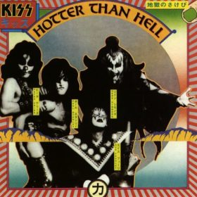 Kiss – Hotter Than Hell (1974)