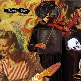 Green Day – Insomniac (1995)