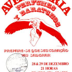 Ave Sangria – Perfumes Y Baratchos (1974)