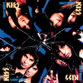 Kiss – Crazy Nights (1987)