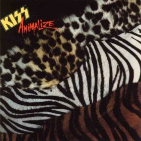 Kiss – Animalize (1984)