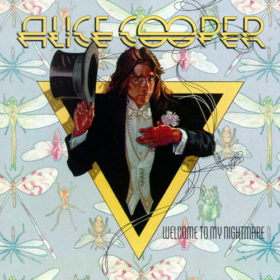 Alice Cooper – Welcome to My Nightmare (1975)