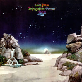 Yes – Tales from Topographic Oceans (1973)