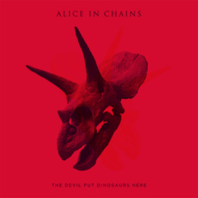 Alice In Chains – The Devil Put Dinosaurs Here (2013)