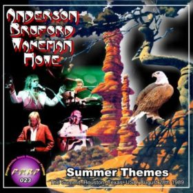 Anderson Bruford Wakeman Howe – Summer Themes (1989)