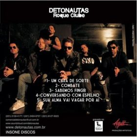 Detonautas – Detonautas Roque Clube EP (2011)