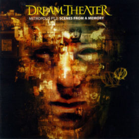 Dream Theater – Metropolis Pt. 2: Scenes from a Memory (1999)