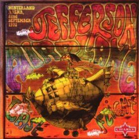 Jefferson Airplane – Last Flight – LIVE 1972 (2007)