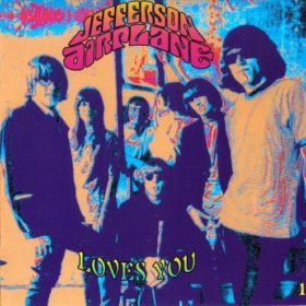 Jefferson Airplane – Jefferson Airplane Loves You (1991)