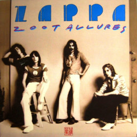 Frank Zappa – Zoot Allures (1976)