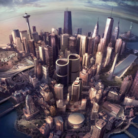 Foo Fighters – Sonic Highways (2014)