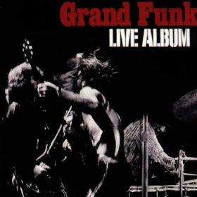 Grand Funk Railroad – Live Album (1970)