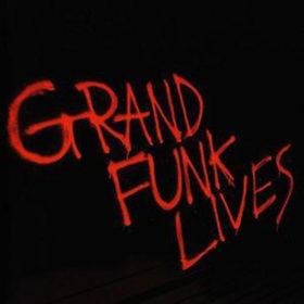 Grand Funk Railroad – Grand Funk Lives (1981)