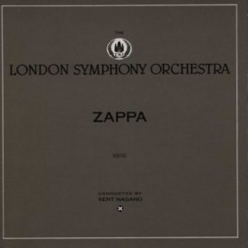 Frank Zappa – London Symphony Orchestra, Vol. I (1983)